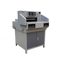 百度斯诺克直播屋GD-R650电动程控切纸机