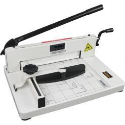 百度斯诺克直播屋GD-3100S手动桌面切纸机