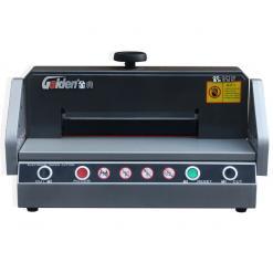 百度斯诺克直播屋GD-QZ330电动桌面切纸机